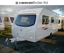 Avondale Dart 475 ED 2008 Caravan Photo