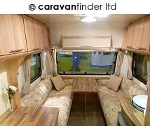 Bailey Orion 400 2011 Caravan Photo
