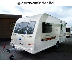 Bailey Seville 2011 Caravan Photo