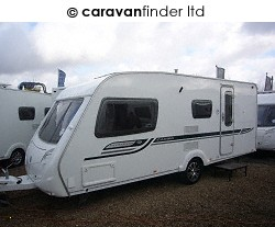 Bessacarr Cameo 525 2010 Caravan Photo
