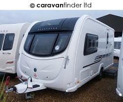 Bessacarr Cameo 495 2011 Caravan Photo