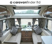 Bessacarr By Design 645 2016 Caravan Photo