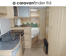 Coachman Wanderer 18/4 2008 Caravan Photo