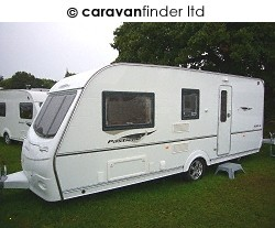 Coachman Pastiche 520 2009 Caravan Photo