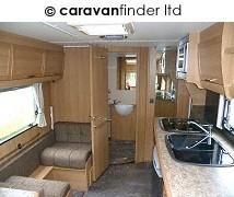 Campbells Caravans Preston Used Elddis Odyssey 524 2011