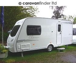 Lunar Clubman CK 2009 Caravan Photo