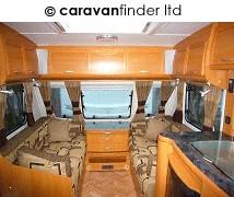 Lunar Clubman SI 2009 Caravan Photo