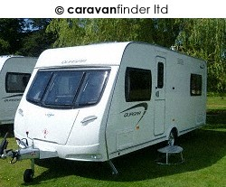 Lunar Quasar 534 2012 Caravan Photo