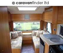 Sprite Alpine 4 2010 Caravan Photo