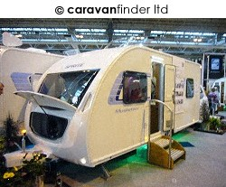 Sprite FREESTYLE TD S5 2012 Caravan Photo
