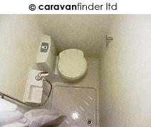 Sprite Quattro FB 2012 Caravan Photo