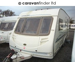 Sterling Elite Overlander 2005 Caravan Photo