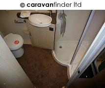Sterling Europa 520 2010 Caravan Photo