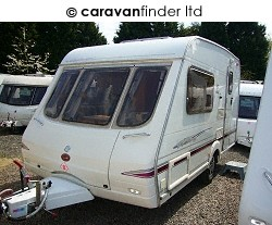 Swift Archway Lowick 2003 Caravan Photo