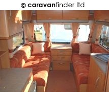 Swift Charisma 230 2005 Caravan Photo