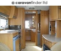 Swift Challenger 480 2006 Caravan Photo
