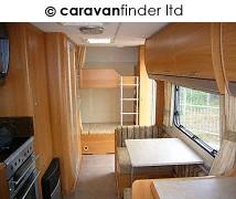 Swift Charisma 570 2007 Caravan Photo