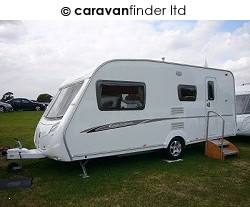 Swift Charisma 560 2008 Caravan Photo