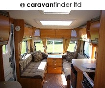 Sutton Road Caravans, Used Swift Challenger 540 2010 Caravan