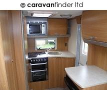 Swift Charisma 220 2011 Caravan Photo