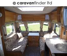 Swift Freestyle 545 2011 Caravan Photo