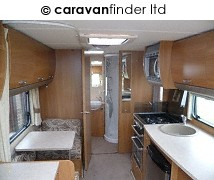 Swift Charisma 560 2011 Caravan Photo